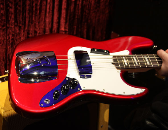 50 Years Of The Fender Jazz Bass