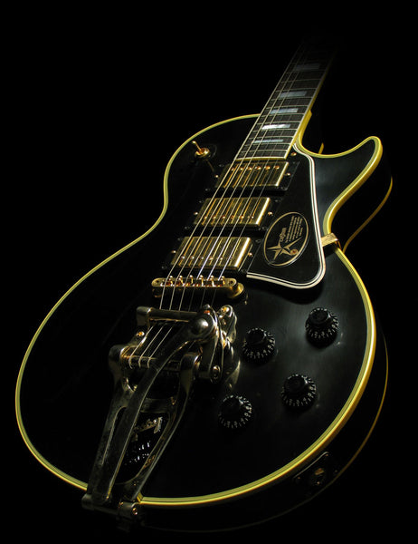 The Jimmy Page Signed Aged Gibson Doubleneck #7 of 25 The Music Zoo