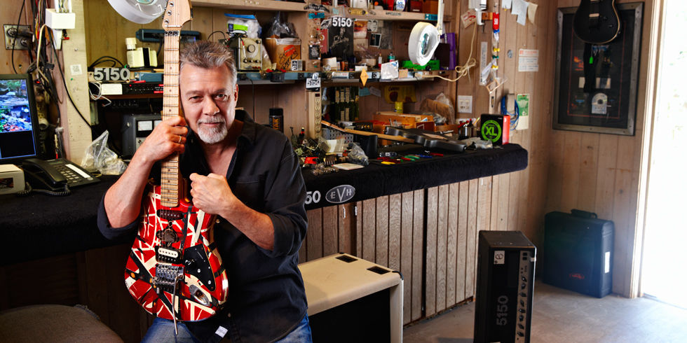 Article: How Eddie Van Halen Hacks a Guitar