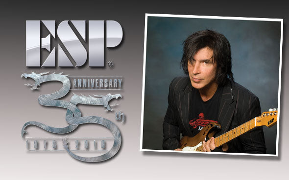 ESP Sales Event Featuring George Lynch