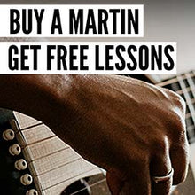 Buy A Martin Get Free Guitar Lessons - The Music Zoo