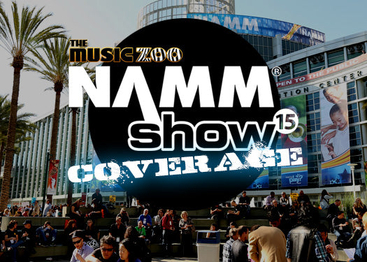 NAMM 2015: Follow Our Coverage Of The Latest Gear & Artist Interviews