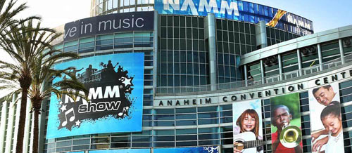 2019 NAMM Coverage