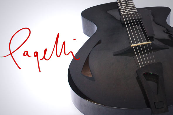 Incredible Pagelli Guitars Coming To The Music Zoo