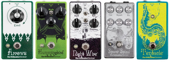 Earthquaker Devices New Versions