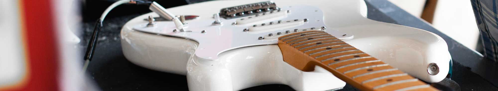 Guitar Setups and Repairs
