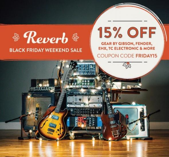 Reverb Sale The Music Zoo