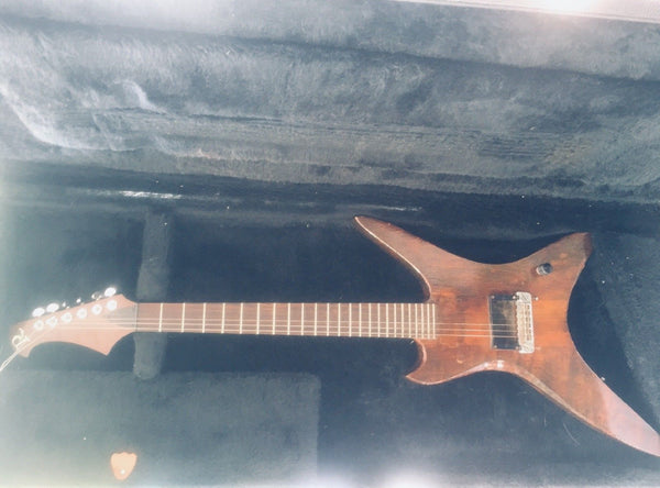 Death's Chuck Schuldiner's BC Rich Stealth Up for Auction!