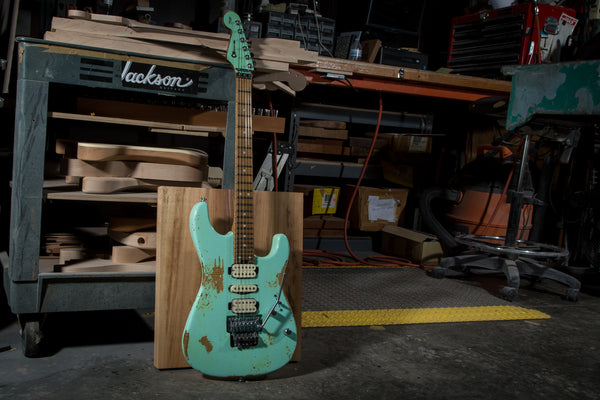 Limited Edition: Charvel Custom Shop Masterbuilt San Dimas Guitars