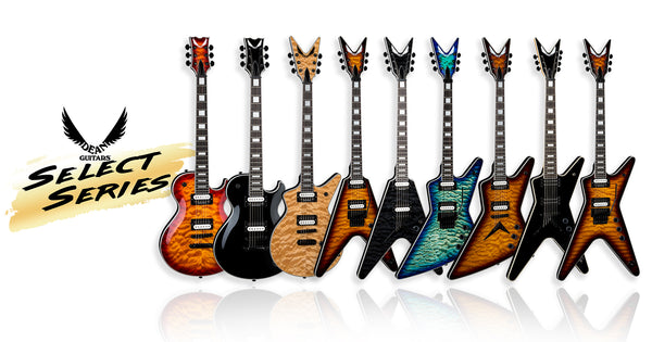 Dean Guitars Announces New Select Series!