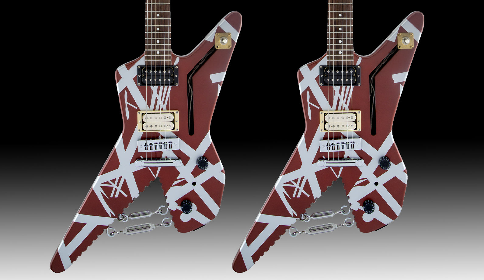 Evh Striped Series Shark Demo Overview The Music Zoo