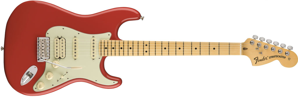 Fender American Special Stratocaster HSS Fiesta Red