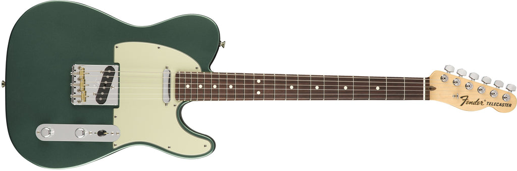 Fender American Special Telecaster Sherwood Green