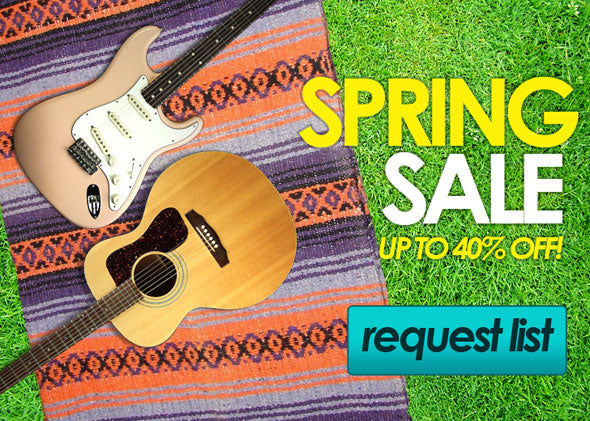 Spring Into New Gear During Our Savings Event