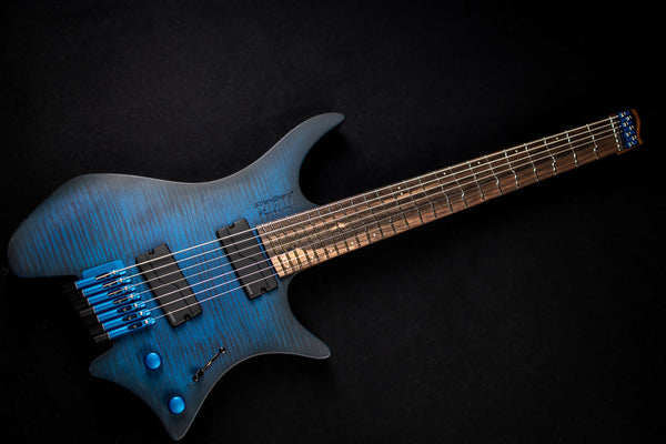 Strandberg true temperament namm 2020