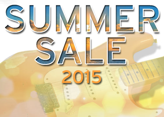 Summer Sale 2015: Select Items Marked Down For A Limited Time