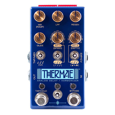 Chase Bliss Thermae Pitch Shifter