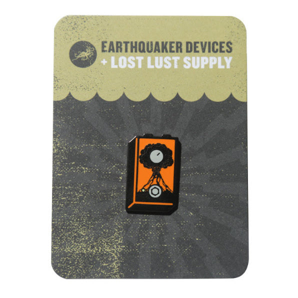 Get Free Earthquaker Devices Swag With Select Effects Pedal