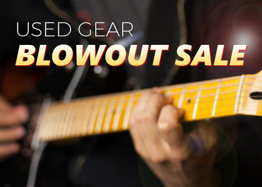 Used Gear Blowout Sale – Save Up To 20% Now
