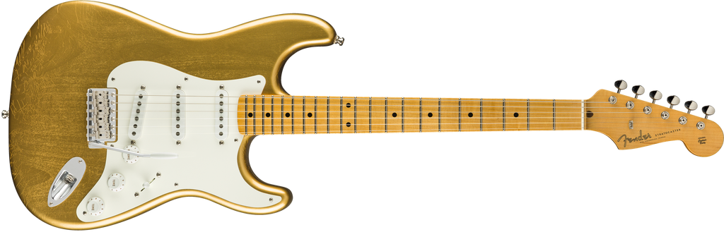 Fender Custom Shop Jimmie Vaughan Stratocaster Aztec Gold