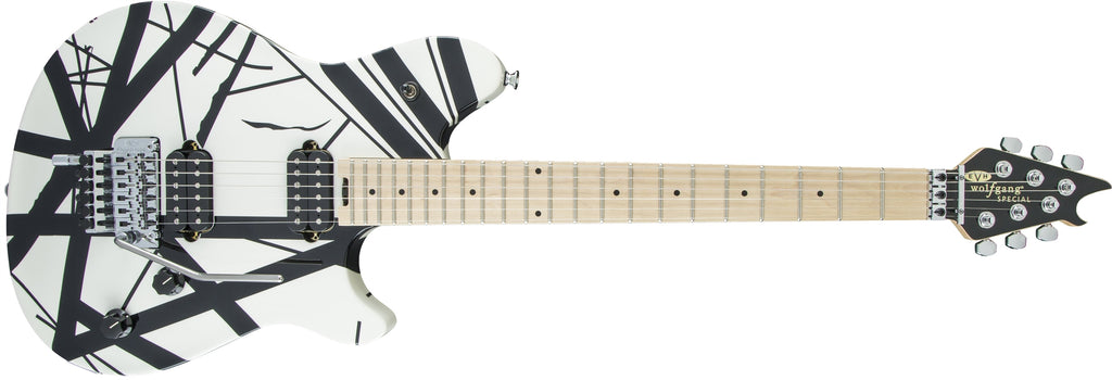 NAMM 2018: New EVH Guitars: Wolfgangs, Lefties, & Striped Series
