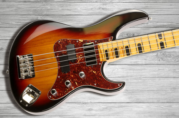 The Yamaha Billy Sheehan Attitude 30th Anniversary Bass: an Instrument Built for a Master!