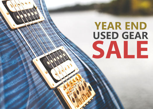 Year End Used Gear Sale – Over 300 Items 15% Off Now