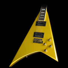 Used 2016 Jackson Custom Shop Exclusive Randy Rhoads RR 1.5 Electric Guitar Gold