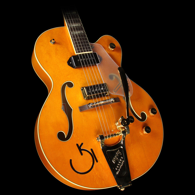 Gretsch G6120 Eddie Cochran Signature Hollowbody Electric Guitar Western Maple Stain