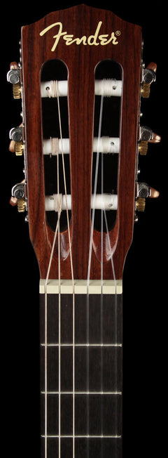 Used Fender Cn 140s Acoustic Classical Guitar Natural The Music Zoo