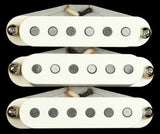 Bare Knuckle Mother's Milk SIngle Coil Pickup Set (Parchment)