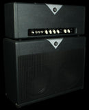 Divided By Thirteen FTR37 Amplifier Head and Cabinet Black/Silver