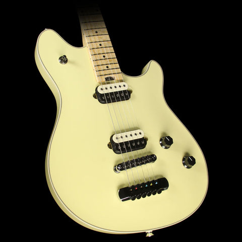 EVH USA Wolfgang Hardtail Electric Guitar Vintage White