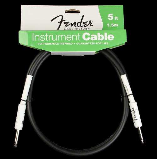 Fender Performance Series Instrument Cable (5 Foot)