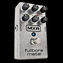 Dunlop Fullbore Metal Distortion Effects Pedal
