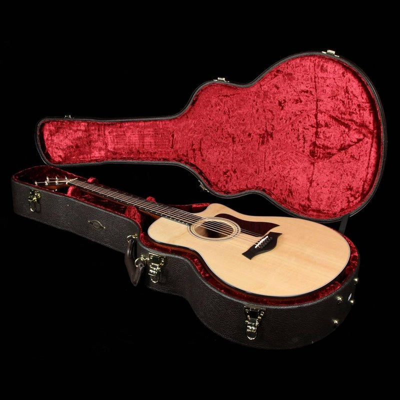 Taylor 316ce Grand Symphony Acoustic Guitar Natural