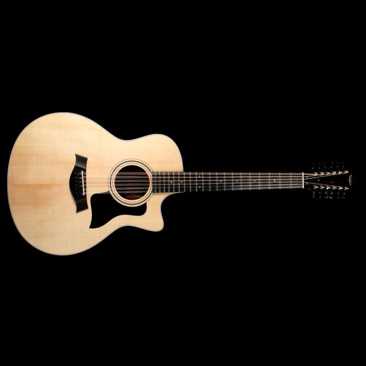 Taylor 356ce 12-String Natural Acoustic Guitar 1104138065