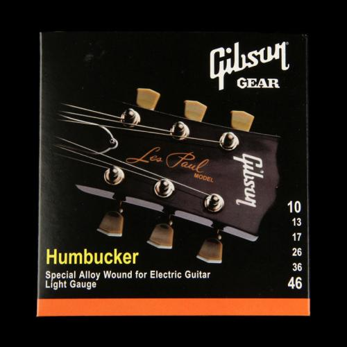 Gibson Special Alloy Humbucker Electric Strings (Light 10-46)