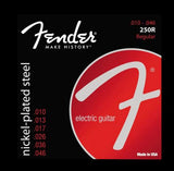 Fender 250R Nickel Plated Steel Electric Strings (10-46)