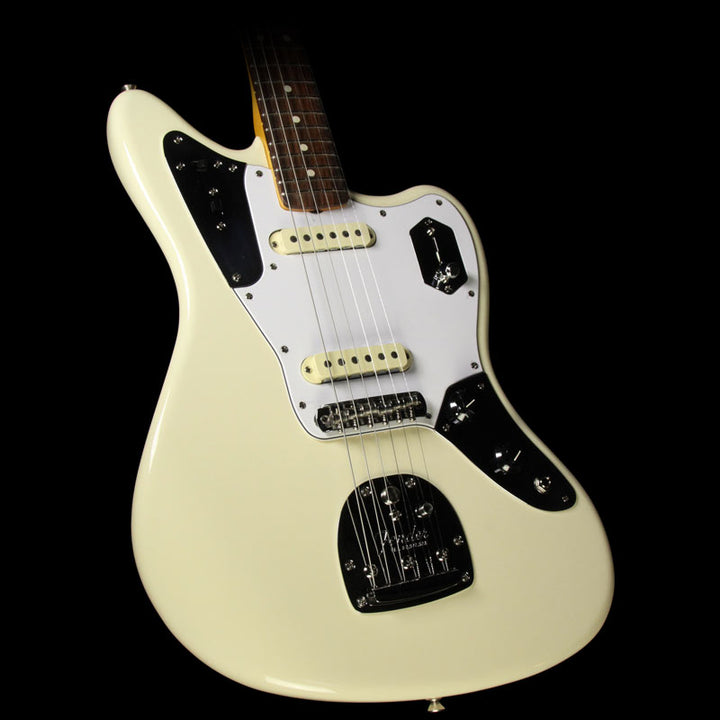 Fender Johnny Marr Signature Model Jaguar Olympic White 116400705
