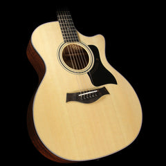 Taylor 314ce Grand Auditorium Acoustic/Electric Guitar Natural
