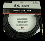 Planet Waves American Stage Instrument Cable (20 Foot)