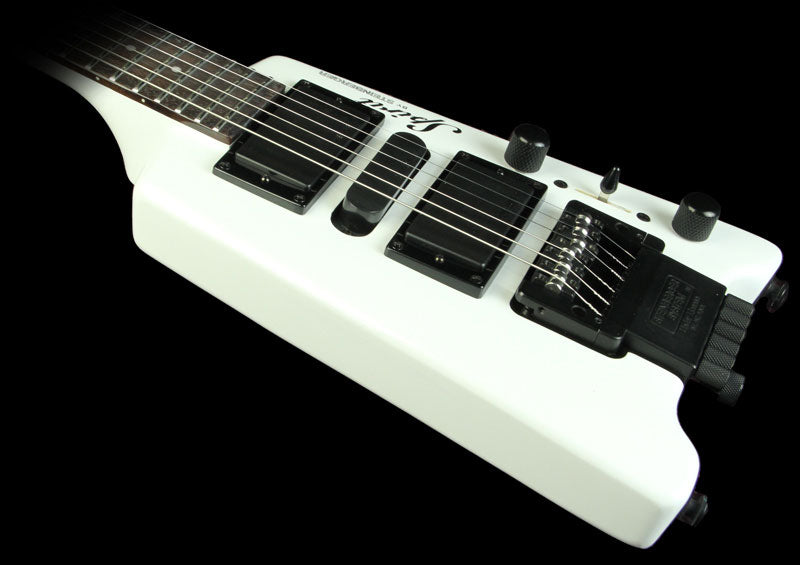 Steinberger Spirit GT Pro Deluxe HSH Electric Guitar White