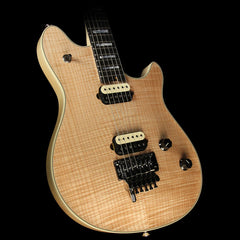 EVH Wolfgang USA Custom Electric Guitar Natural