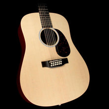 Martin X Series D12X1AE 12-String Dreadnought Acoustic Guitar Natural