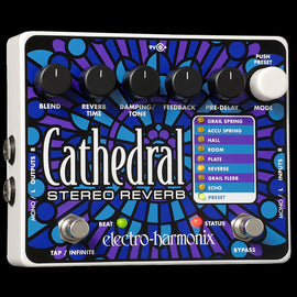 Electro-Harmonix Cathedral Pedal