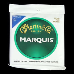 Martin Marquis 80/20 Bronze Acoustic Strings (Medium 13-56)