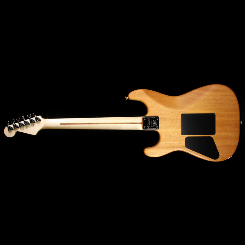 Charvel Custom Shop San Dimas Mahogany Natural C10156