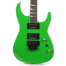 Jackson Custom Shop SL2H-V Soloist Slime Green Music Zoo Exclusive
