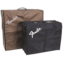 Fender Stage 160 & Ultimate Chorus Amp Cover (Black)